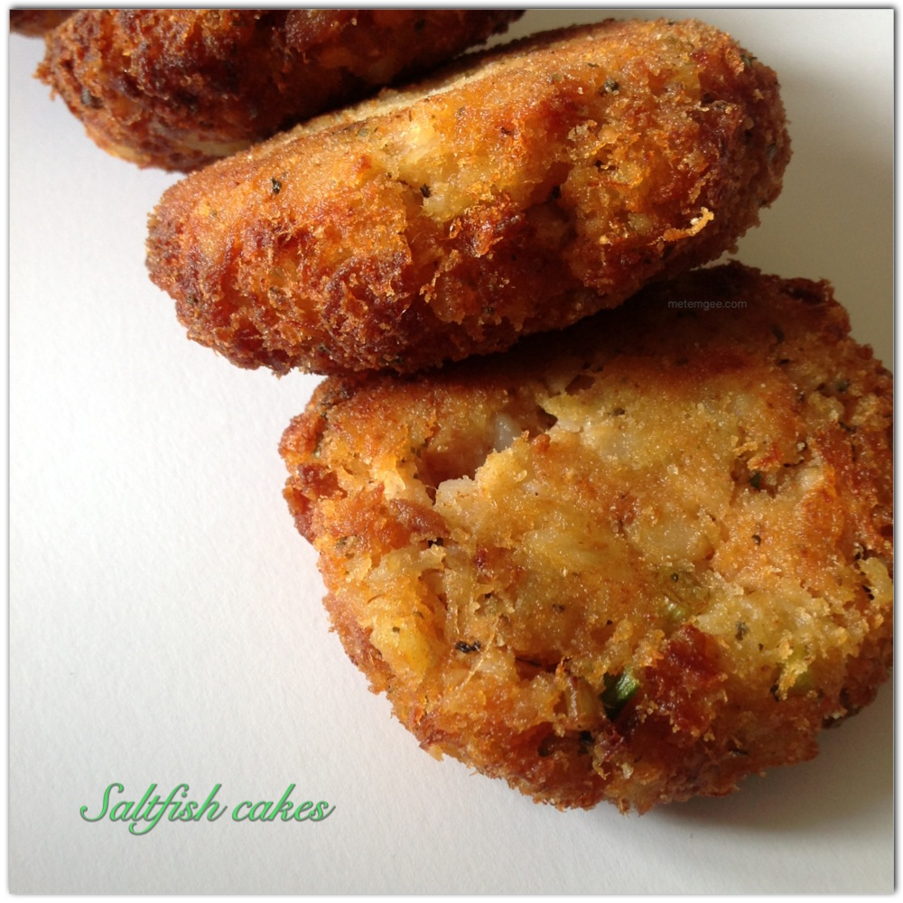 How To Use Fresh Fish To Make Fish Cakes