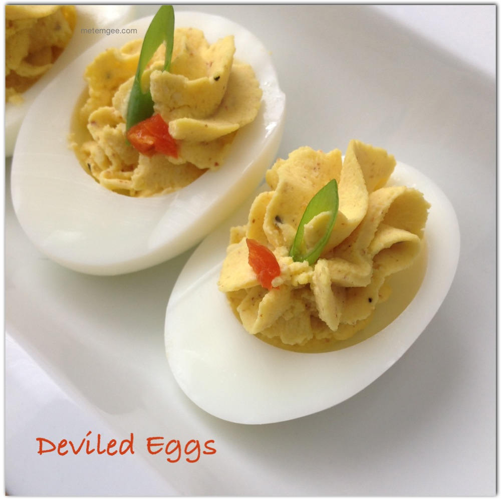 who doesn t like deviled eggs or stuff eggs as most guyanese call it ...
